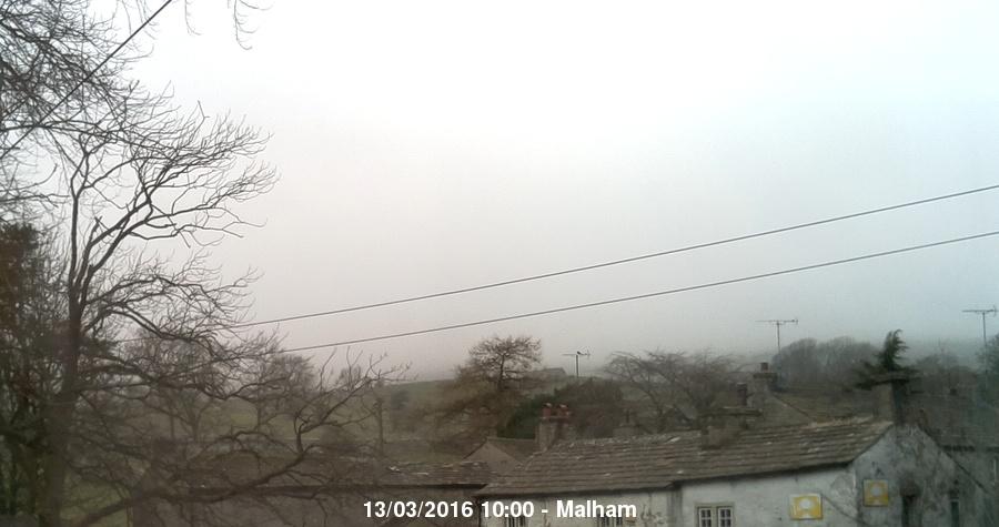 Malham Webcam Archive 13 03 2016