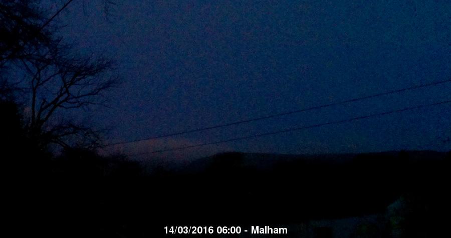 Malham Webcam Archive 14 03 2016