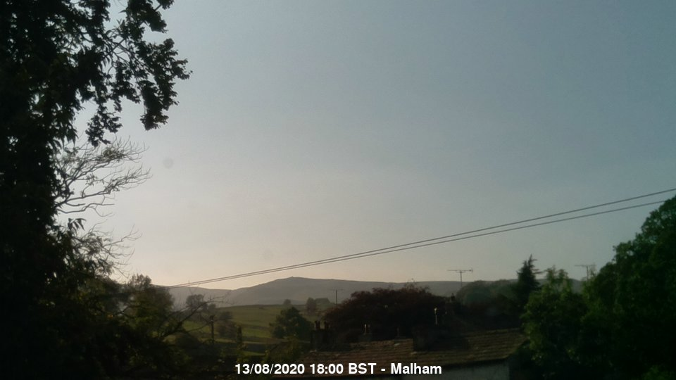 Malham Webcam Image